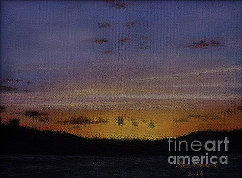 Afterglow by Roshanne Minnis-Eyma