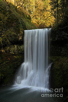 Adam Jewell - Afternoon At Lower South Falls