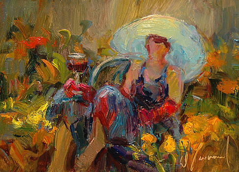 Afternoon Delight by Diane Leonard