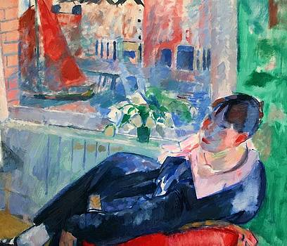 Wouters Rik - Afternoon In Amsterdam 1915