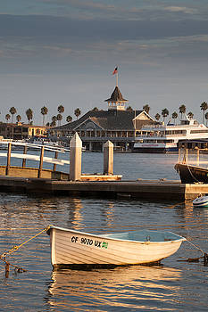Cliff Wassmann - Afternoon Light Balboa Island