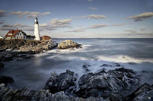 Afternoon Light by John Meader