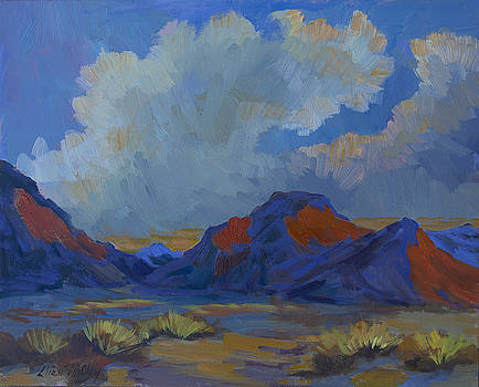 Diane McClary - Afternoon Light - La Quinta Cove