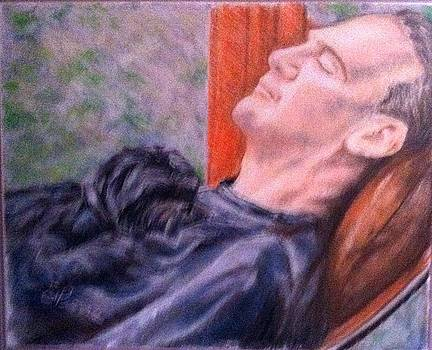 Afternoon Nap by Georges St Pierre