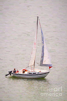 Afternoon Sail by James BO Insogna