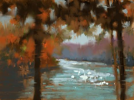 Afternoon Sparkle by Donna Shortt