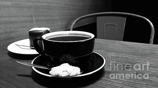 Afternoon Tea by Evan Sorrell