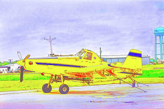 Ag Plane by Barry Jones