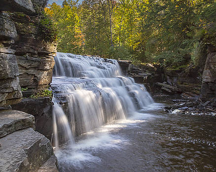 Jack R Perry - Agate Falls