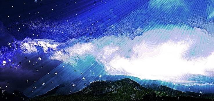 Agate Sky 3 by Katy Granger