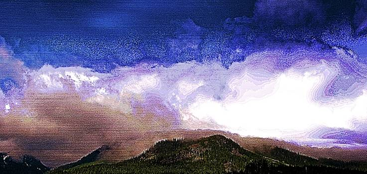 Agate Sky 4 by Katy Granger