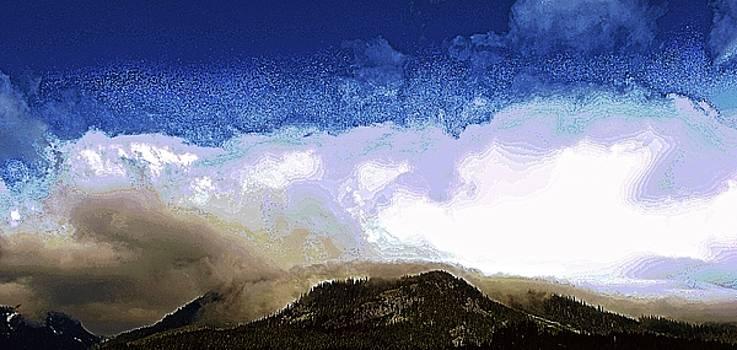 Agate Sky 5 by Katy Granger