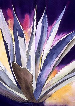 Agave 5 by Eunice Olson