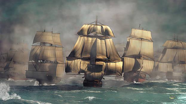 Daniel Eskridge - Age of Sail