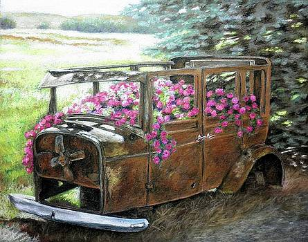 Aged Beauty by Gale Smith
