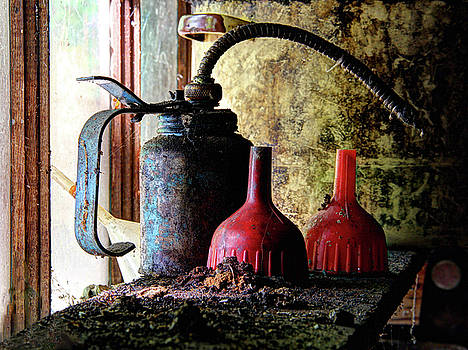 Aging Oil by Tim Ford
