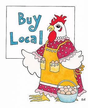 Agnes Buy Local by Sarah Rosedahl