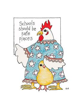Agnes - Safe Schools by Sarah Rosedahl