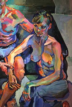 Agnieszka by Piotr Antonow