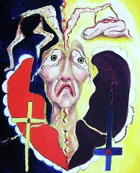 Suzanne  Marie Leclair - Agony and Fear of Surgery