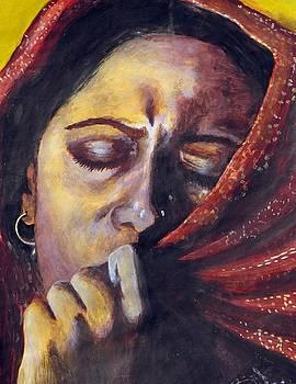 Agony by Dinesh  Dubey