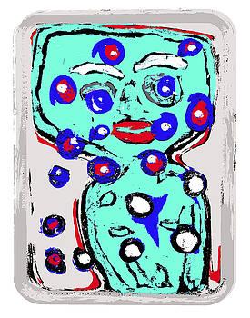 Agosto playgirl by Enzo Mastrangelo
