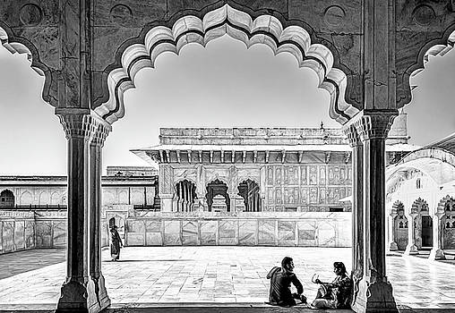 Maria Coulson - Agra Fort