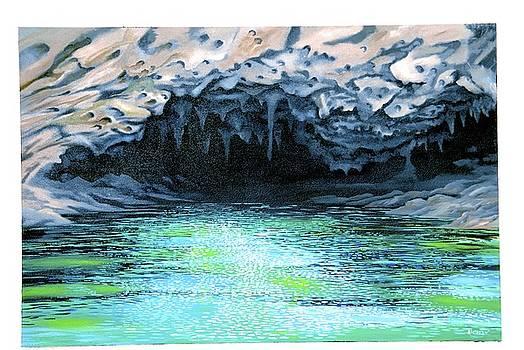 Agua 11 by Enrique Alcaraz