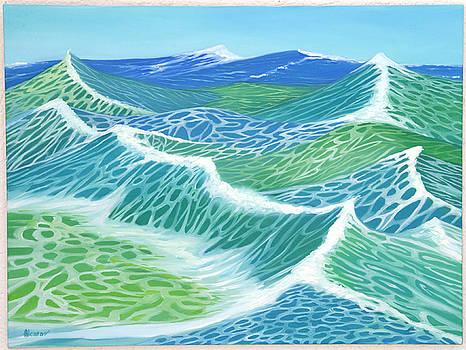 Agua 36 by Enrique Alcaraz
