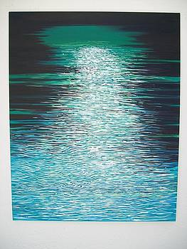 Agua 40 by Enrique Alcaraz