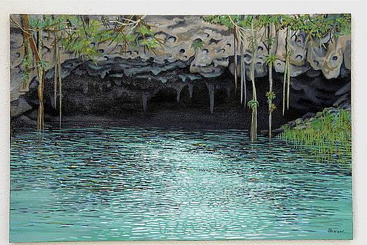 Agua 8 by Enrique Alcaraz