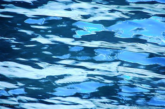 Donna Blackhall - Agua Azul