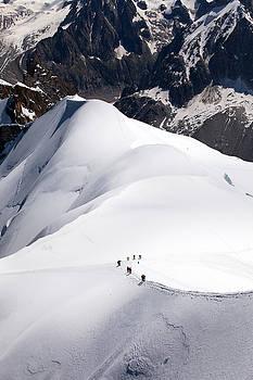 Aivar Mikko - Aguille du Midi View