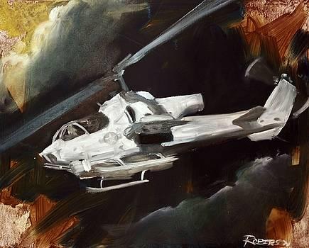 Stephen Roberson - AH-1W Cobra