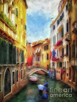 Lois Bryan - Ahh Venezia Painterly