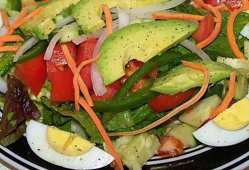 Karen Scovill - Ahhhh Salad