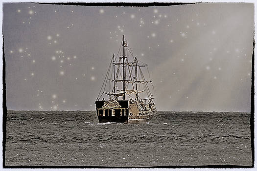Ahoy Matey by Linda Tiepelman
