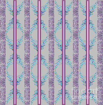 Air and Sea Pattern by Kimberly Hansen