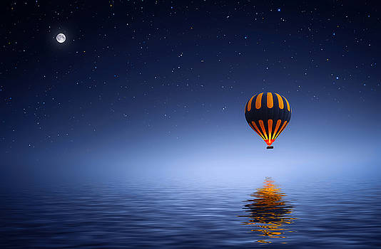 Air Ballon by Bess Hamiti