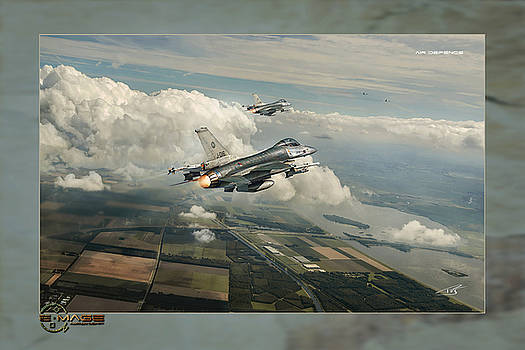 Air Defence by Peter Van Stigt