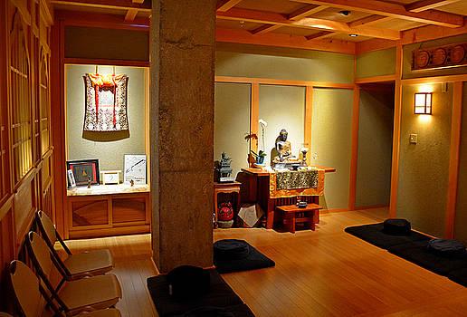 Robert Meyers-Lussier - Air Force Chapel Buddhist Study 1