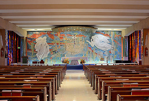 Robert Meyers-Lussier - Air Force Chapel Catholic Study 1