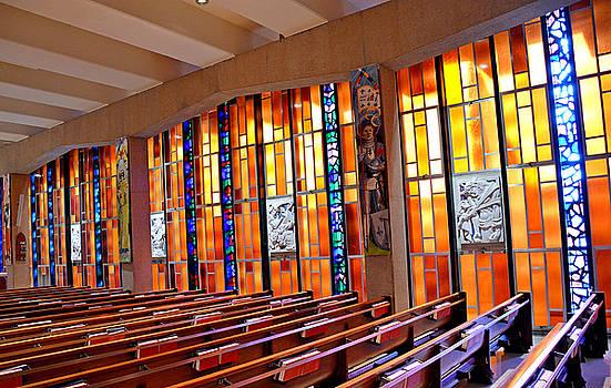Robert Meyers-Lussier - Air Force Chapel Catholic Study 2