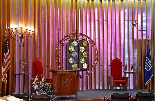 Robert Meyers-Lussier - Air Force Chapel Jewish Study 2