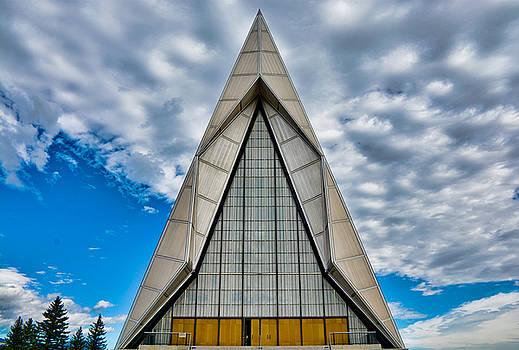 Robert Meyers-Lussier - Air Force Chapel Study 10