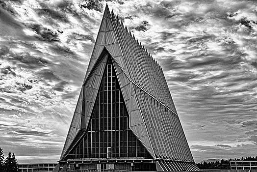 Robert Meyers-Lussier - Air Force Chapel Study 5