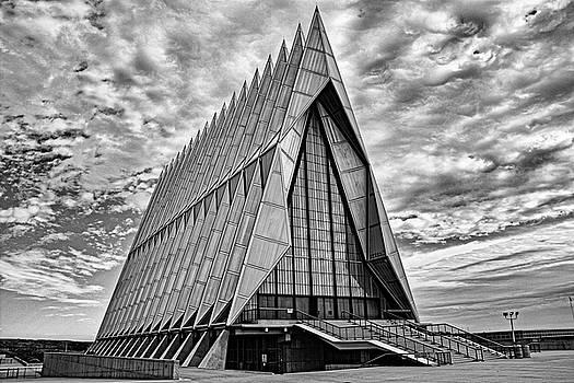 Robert Meyers-Lussier - Air Force Chapel Study 6
