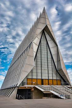 Robert Meyers-Lussier - Air Force Chapel Study 7