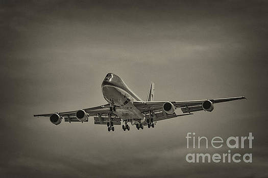 Dale Powell - Air Force One Sepia