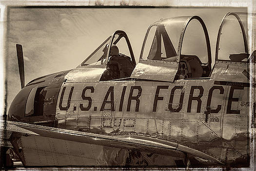 Air Force Vintage by Steven Bateson
